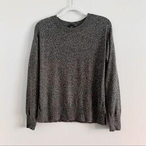 🌸 GAP Grey Pullover Crewneck Sweater